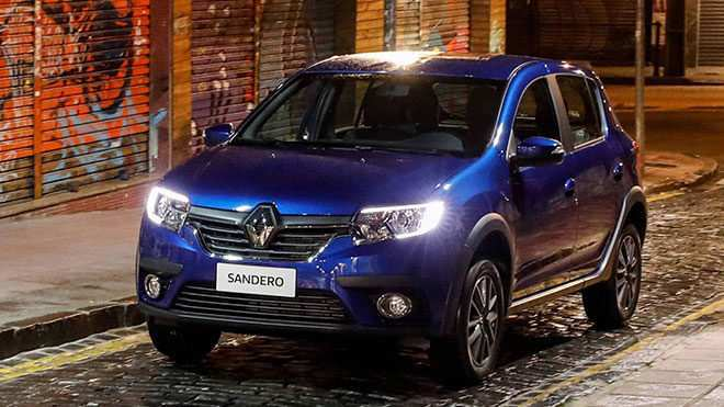 72 Best Renault Logan 2020 Redesign And Concept