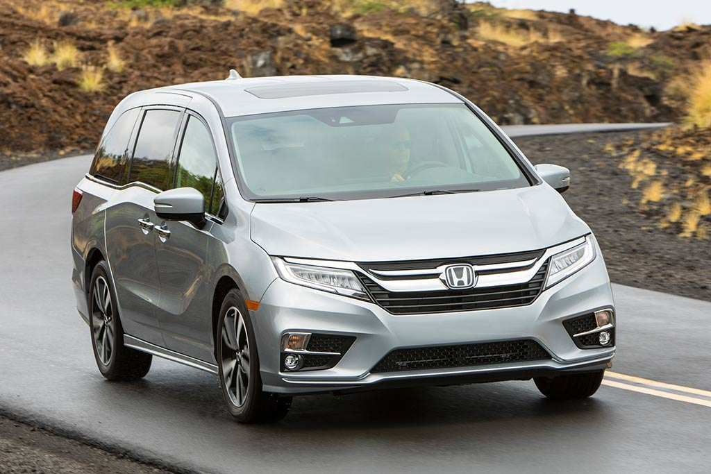 72 Best When Will 2020 Honda Odyssey Come Out Wallpaper