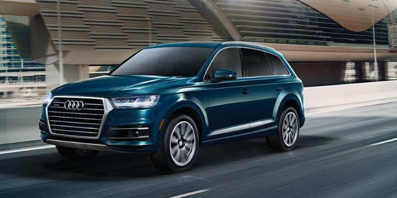 72 New 2019 Audi X7 Overview