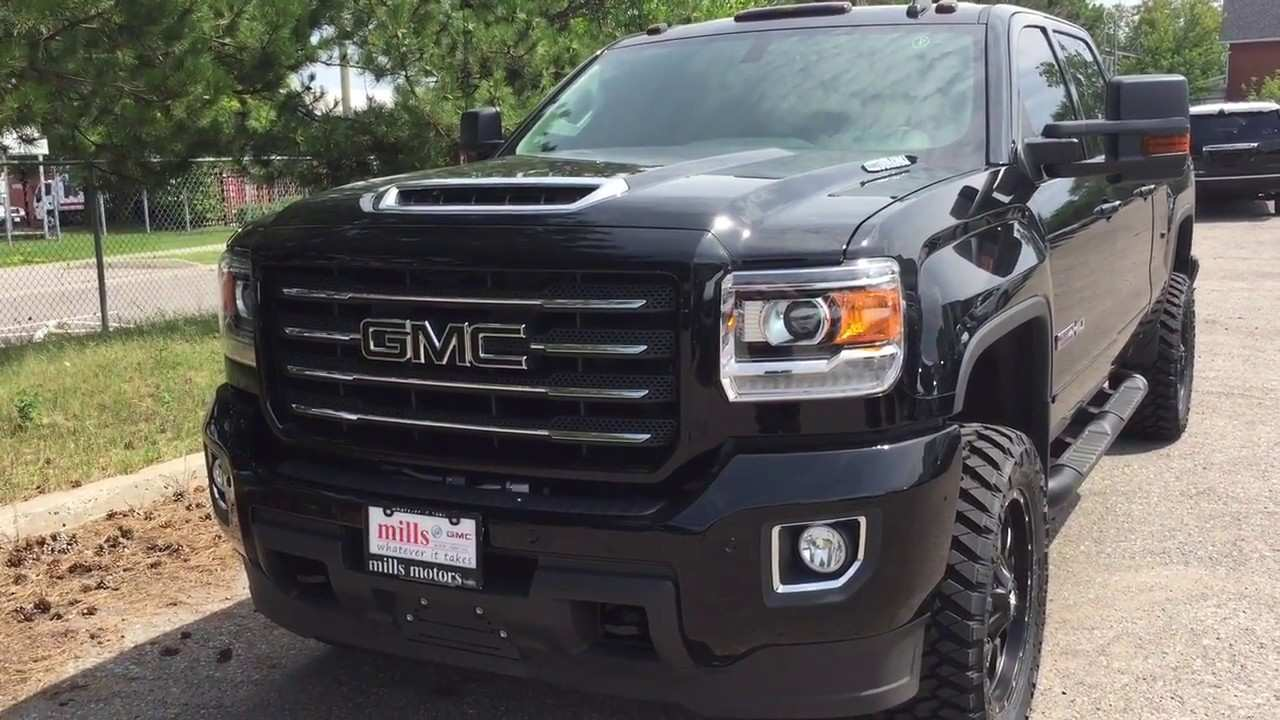 72 New 2019 Gmc 3 4 Ton Truck Pictures
