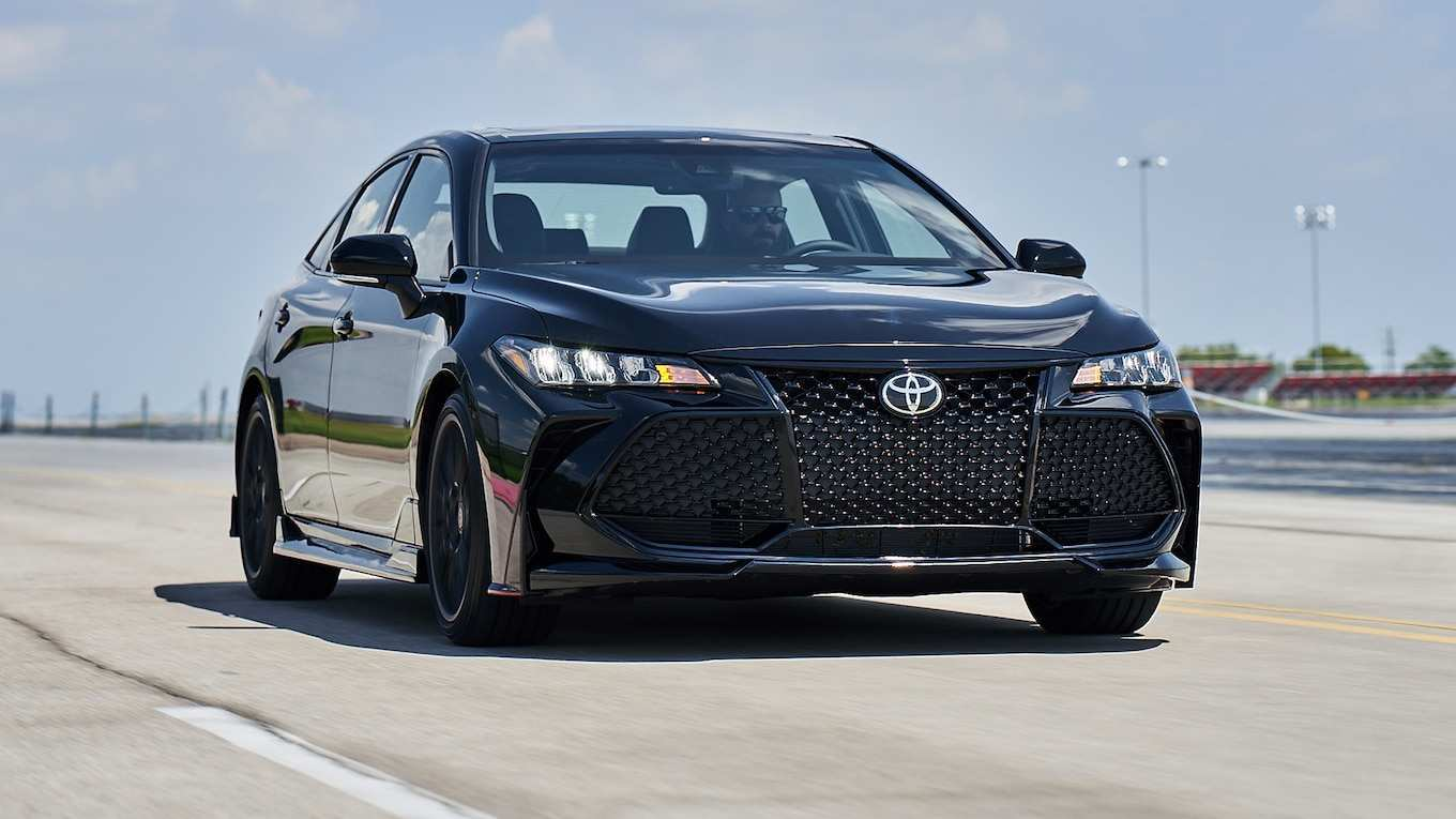 72 The 2020 Toyota Avalon New Concept