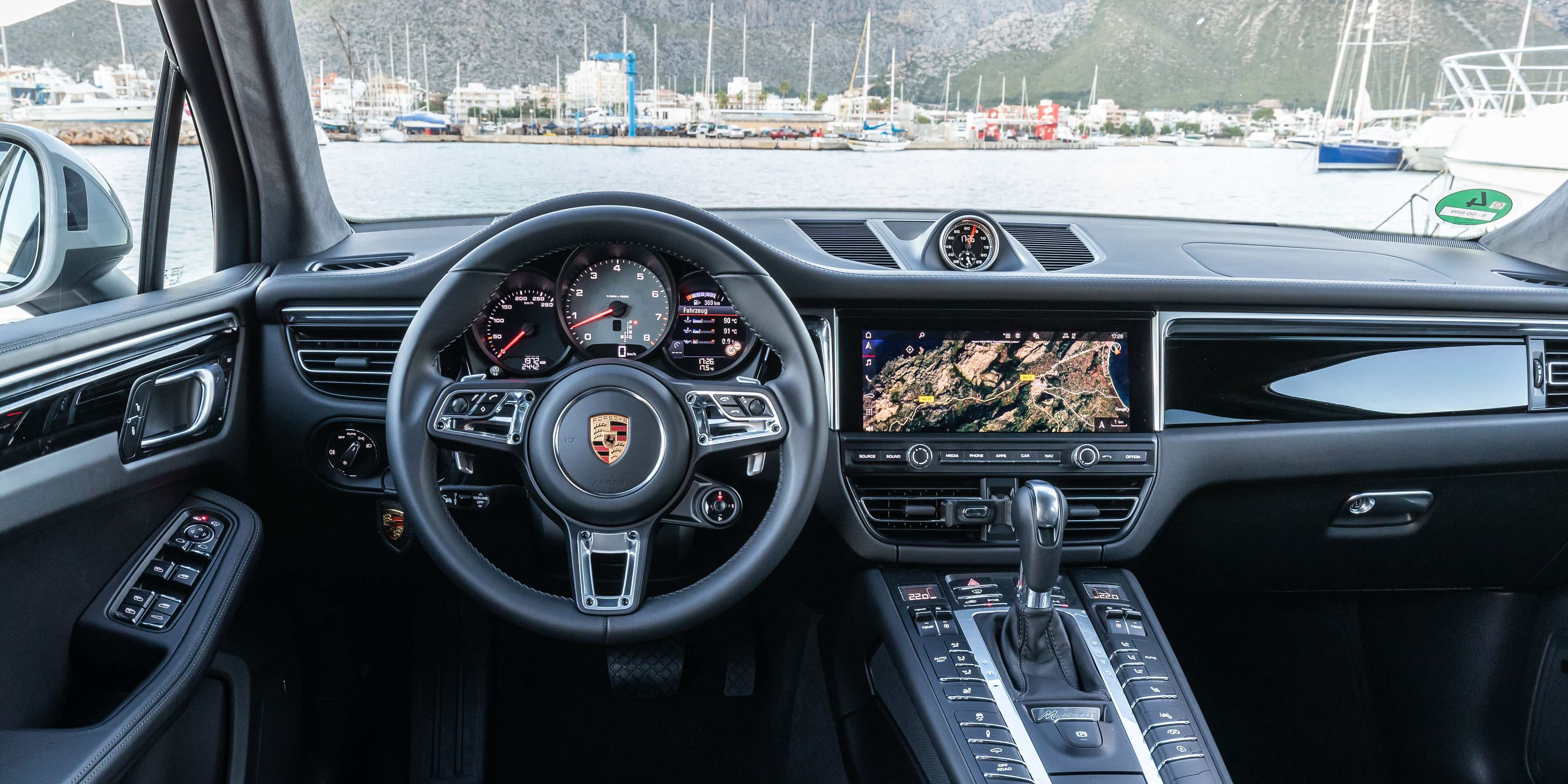 72 The Best 2019 Porsche Macan Interior Redesign