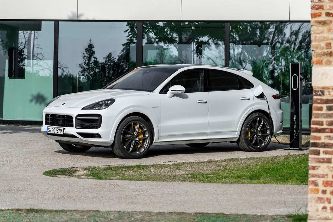 72 The Best 2020 Porsche Cayenne Turbo S Release Date And Concept