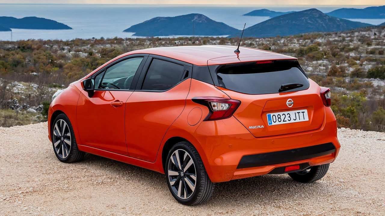 72 The Best Nissan March 2020 Brasil Redesign