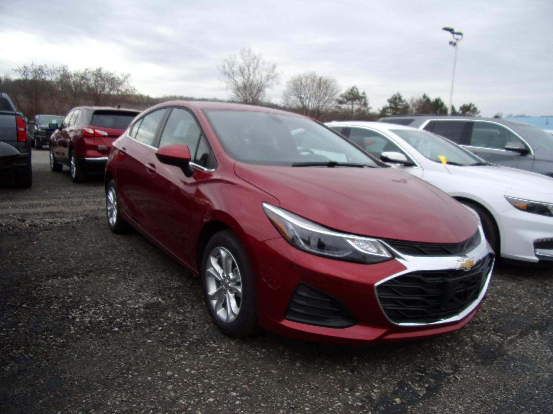 73 A 2019 Chevrolet Vehicles Images