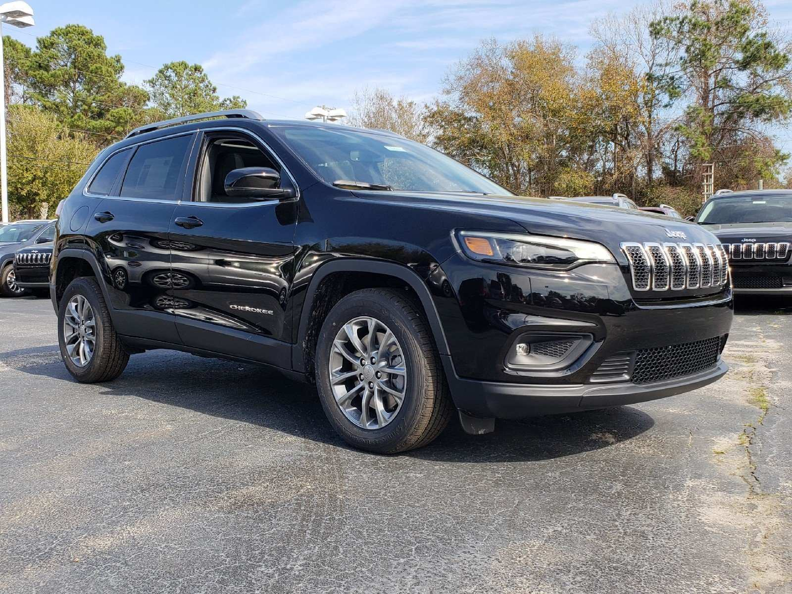 73 A 2019 Jeep Cherokee Anti Theft Code Release