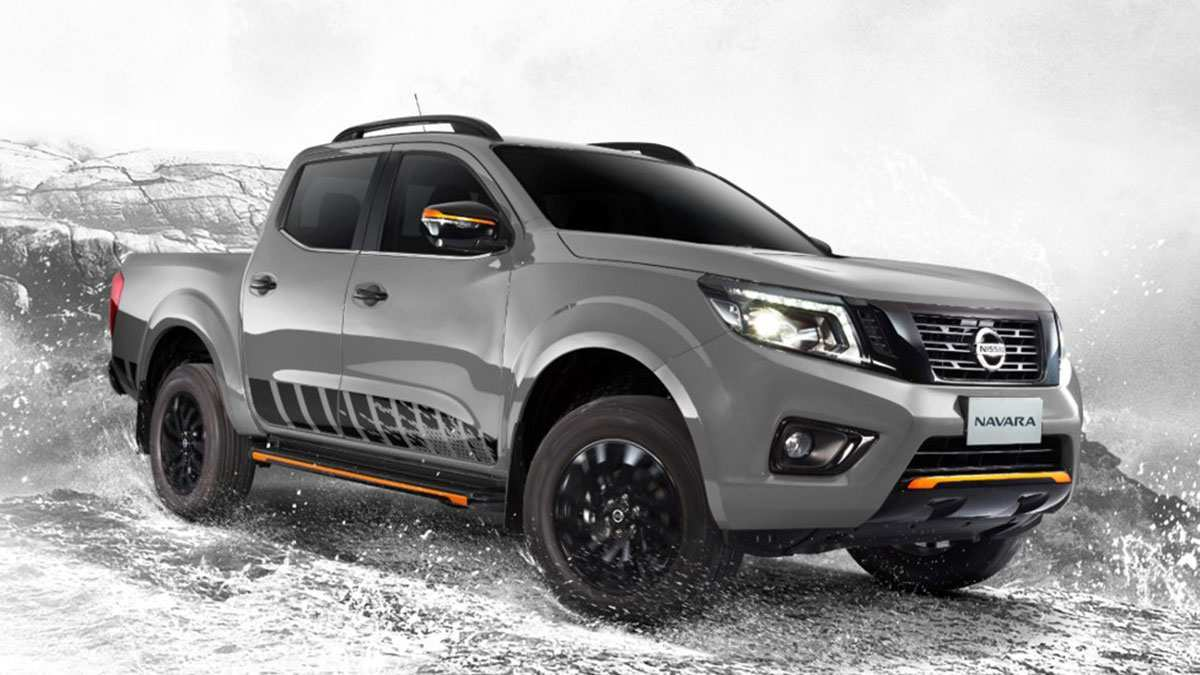73 A 2019 Nissan Navara Performance