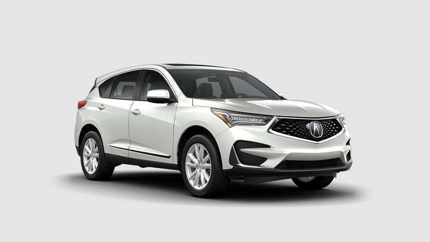 73 A 2020 Acura Rdx Exterior Colors Redesign And Concept