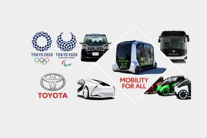73 A Toyota Olympics 2020 Concept And Review