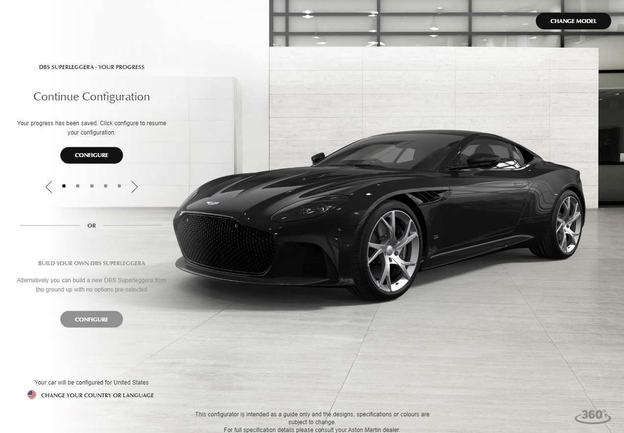 73 All New 2019 Aston Martin Vantage Configurator New Model And Performance