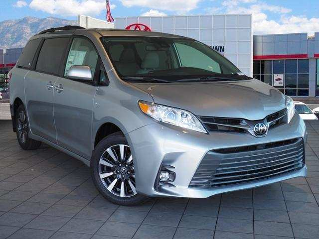 73 All New 2020 Toyota Van Picture