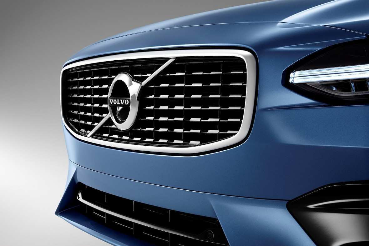 73 All New Volvo Wizja 2020 New Review