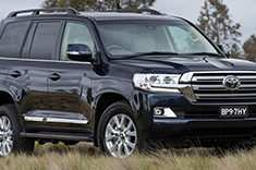 Toyota Land Cruiser 2020 Price,