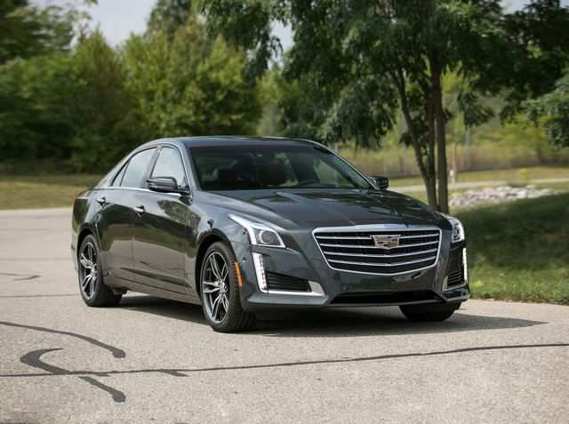 73 New 2019 Cadillac Ct5 Price And Review