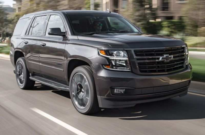 73 New 2020 Chevrolet Suburban Redesign Images
