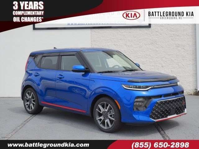 73 New 2020 Kia Soul Gt Line Spy Shoot