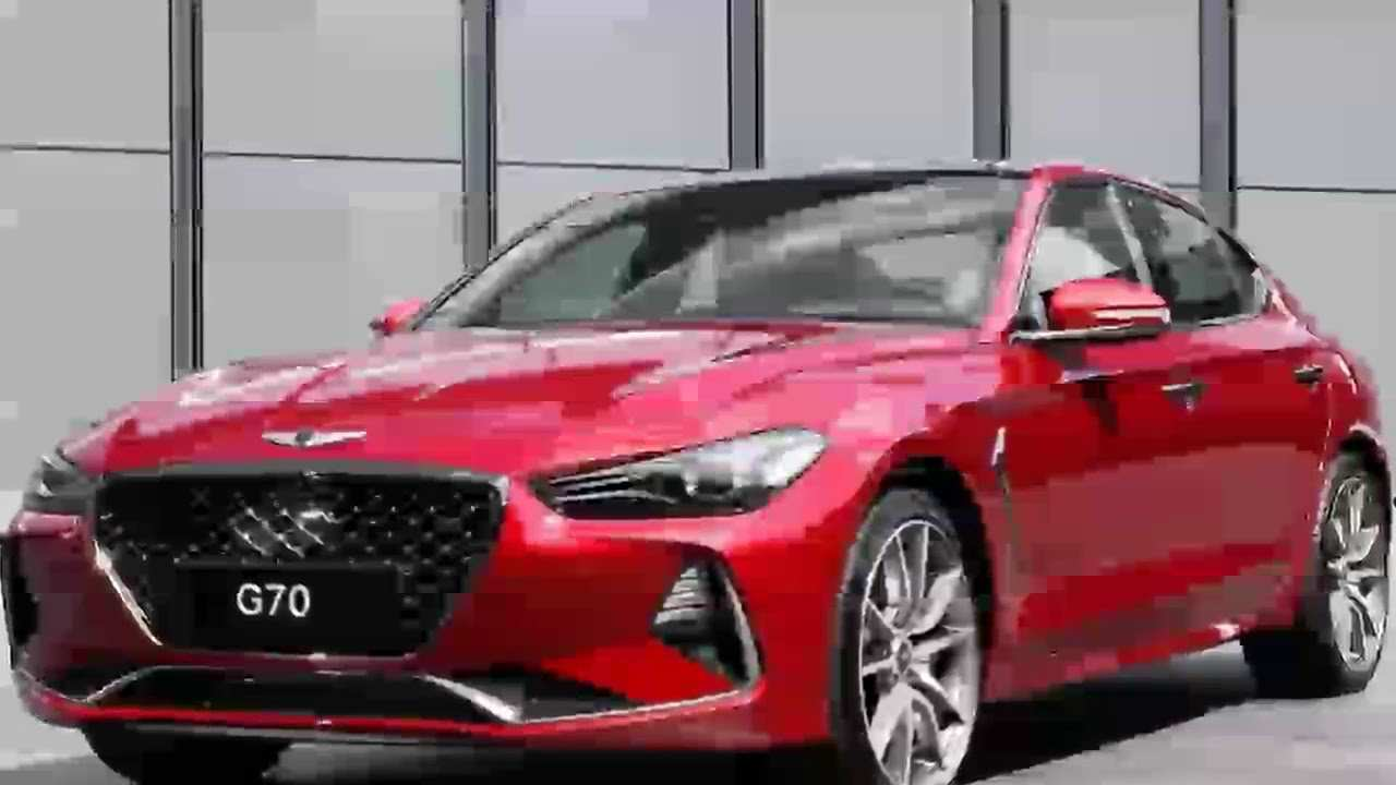 73 The 2019 Genesis Release Date First Drive