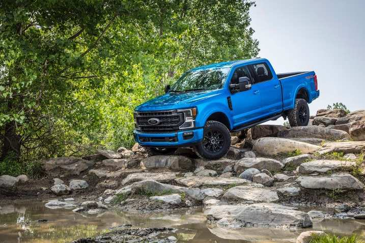 73 The 2020 Ford F350 Super Duty Performance