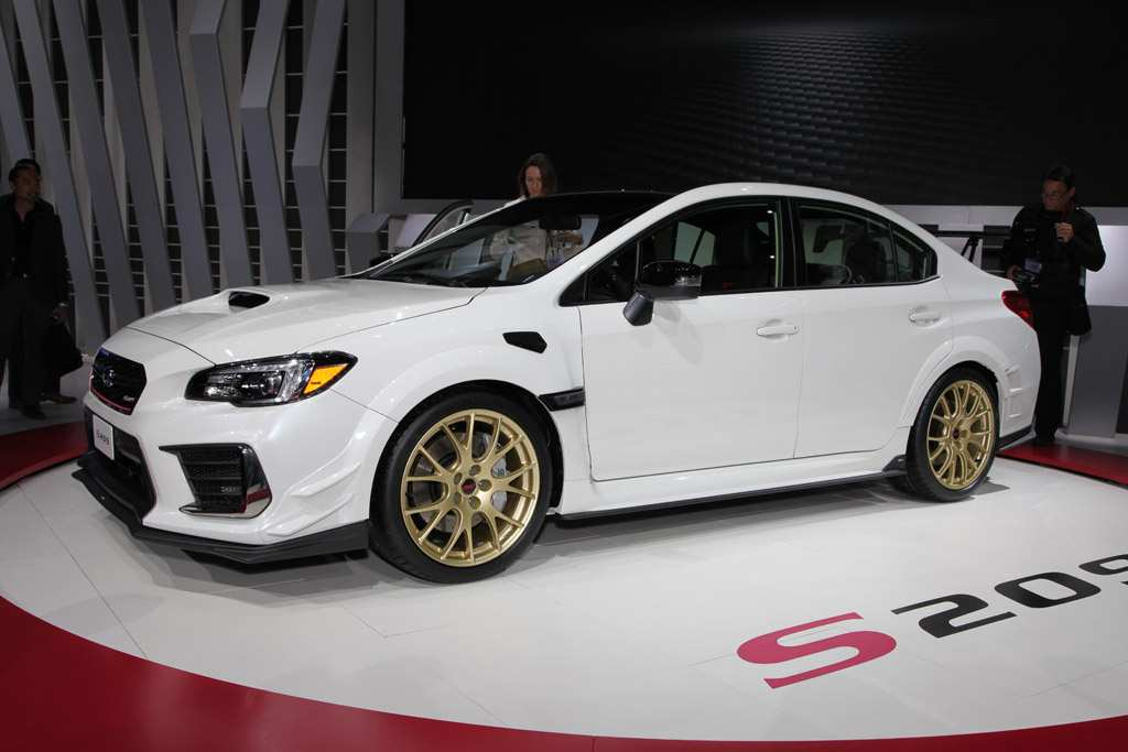 73 The Best 2020 Subaru Brz Sti Photos
