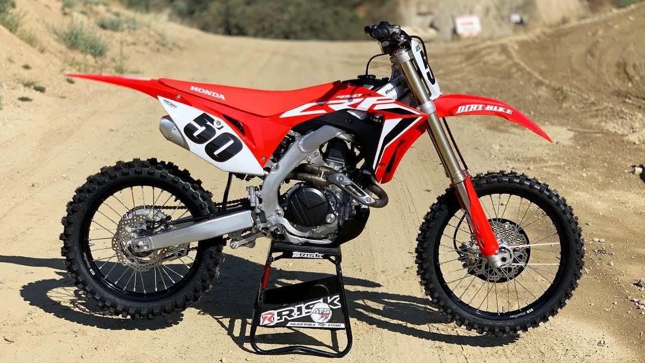 73 The Best Honda Dirt Bikes 2020 Pictures