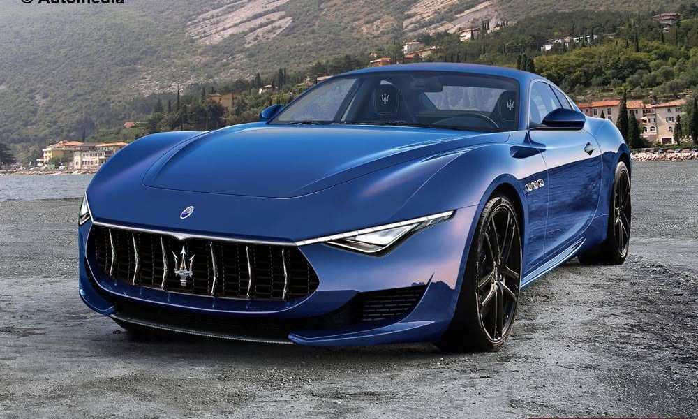 73 The Best Maserati Electric 2020 New Model And Performance