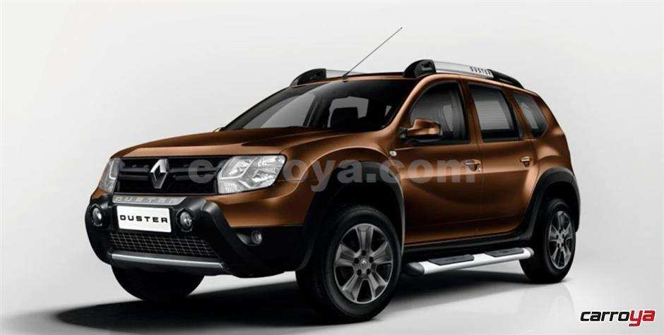 73 The Renault Duster 2019 Colombia Images