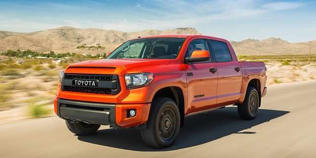 73 The Toyota Tundra 2020 Diesel Exterior