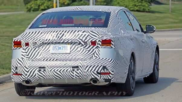 74 A 2019 Nissan Altima Spy Shots New Review
