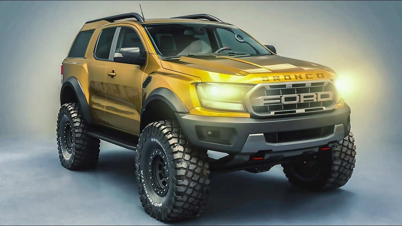 74 A 2020 Ford Bronco 6G New Model And Performance