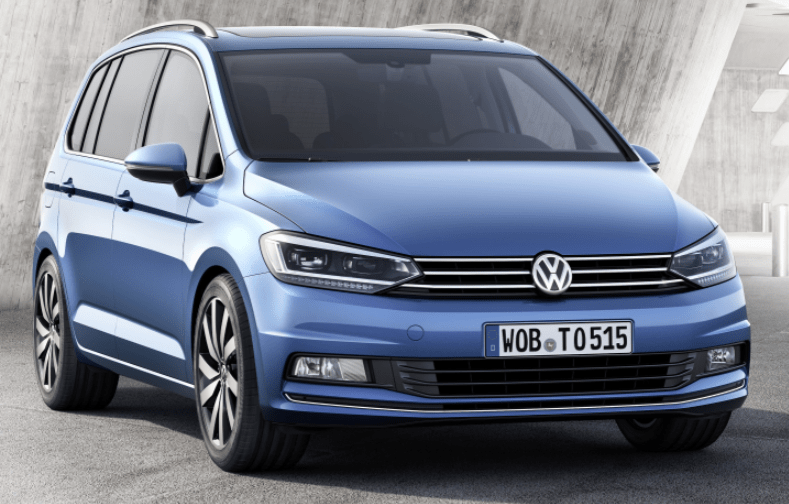 74 A 2020 Vw Sharan Redesign And Concept