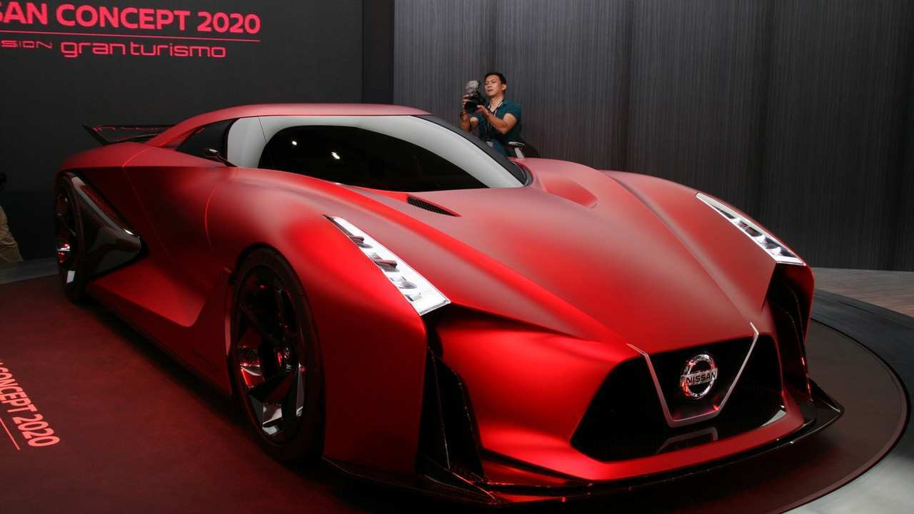 74 A Nissan Concept 2020 Pricing