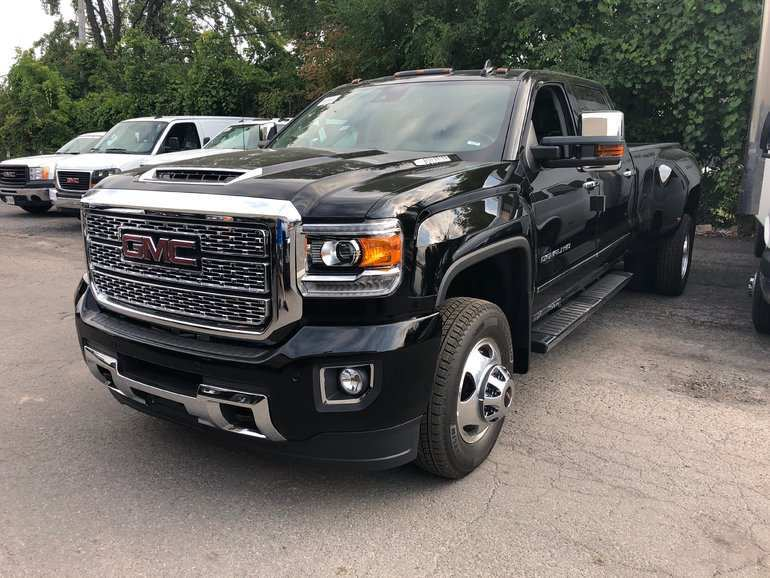 74 All New 2019 Gmc 3500 Sierra New Review
