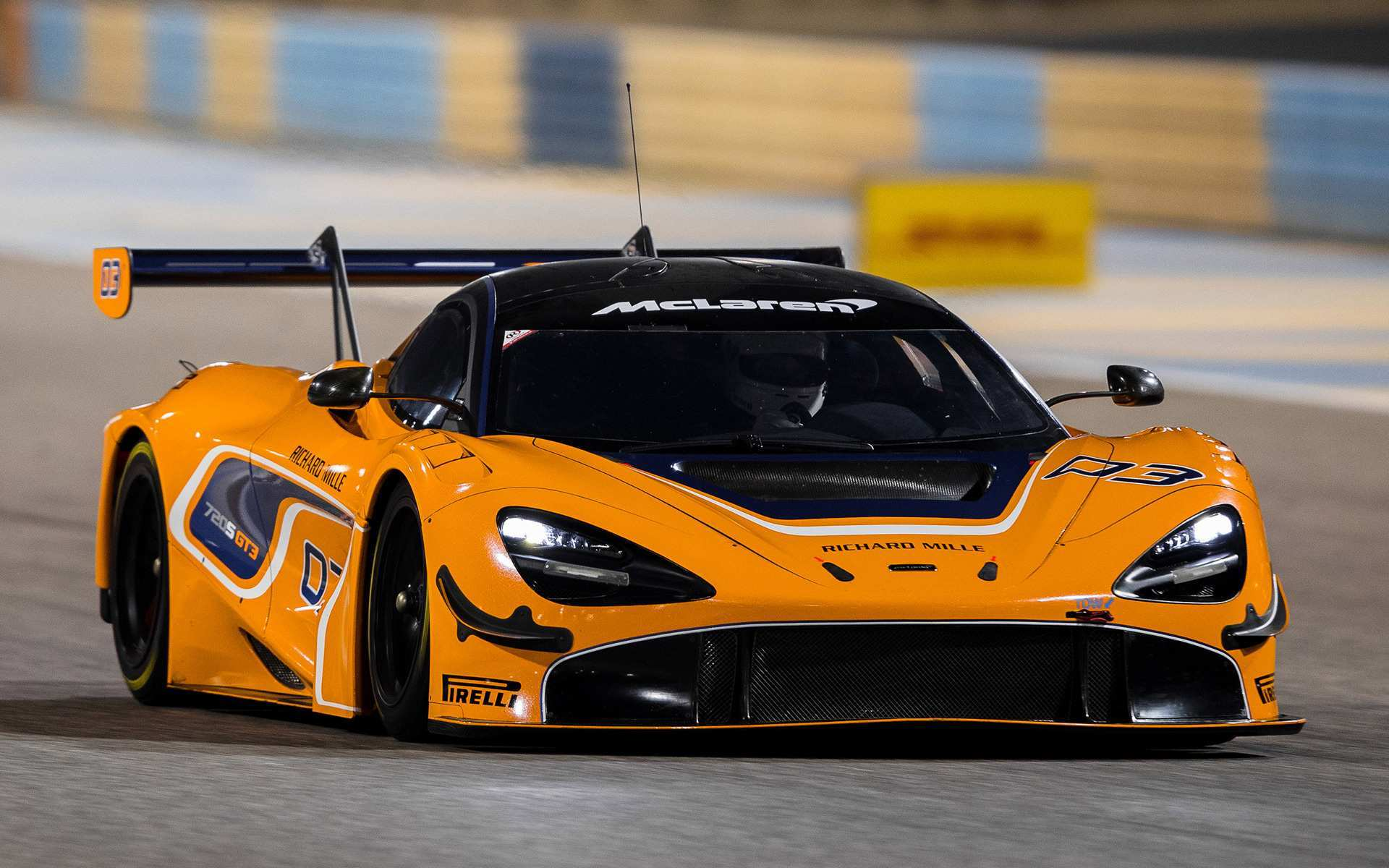 74 All New 2019 Mclaren 720S Gt3 Redesign And Review