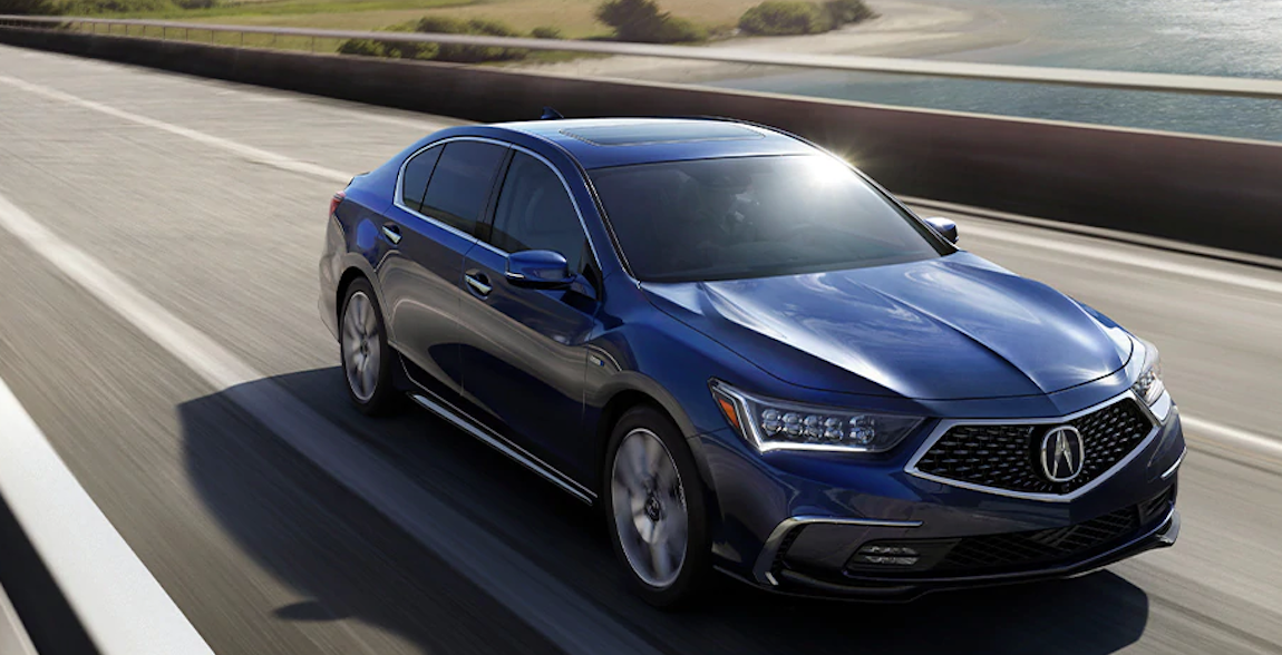 74 All New 2020 Acura Rlx Release Date Exterior