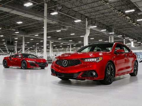 74 All New 2020 Acura Tlx Pmc Edition Hp Picture