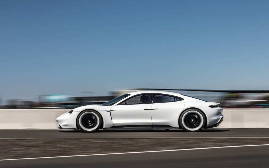 74 All New 2020 Porsche Electric Car Release Date And Concept