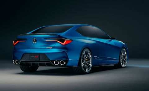 74 Best 2019 Acura Tlx Type S Redesign And Review