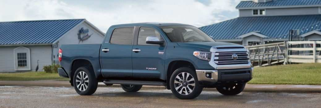 74 Best 2019 Toyota Tundra Truck Research New