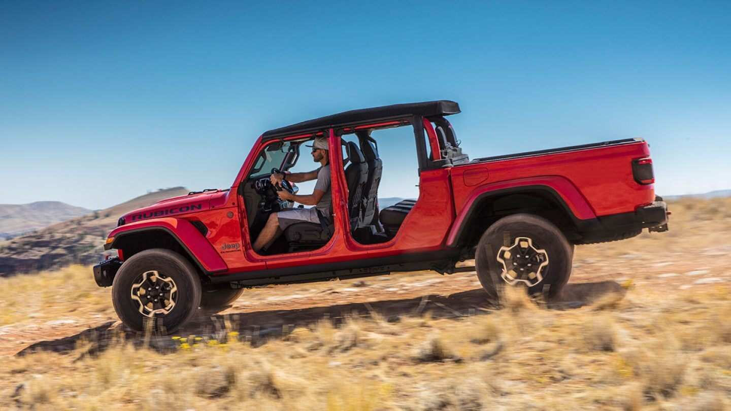 74 Best 2020 Jeep Wrangler Pickup Truck New Model And Performance