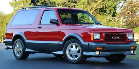 74 Best Gmc Typhoon 2020 New Model And Performance