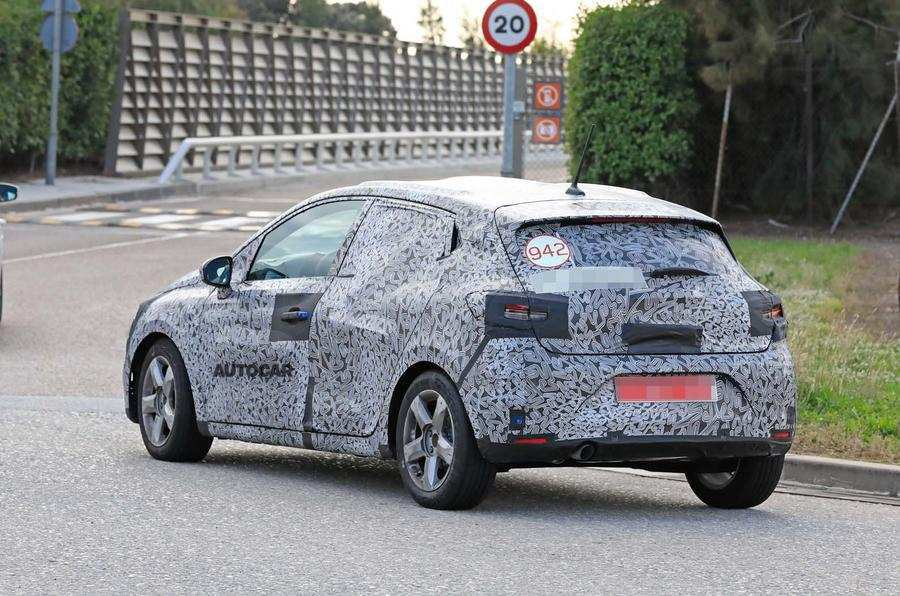 74 New Renault Clio 2019 Spy Performance And New Engine