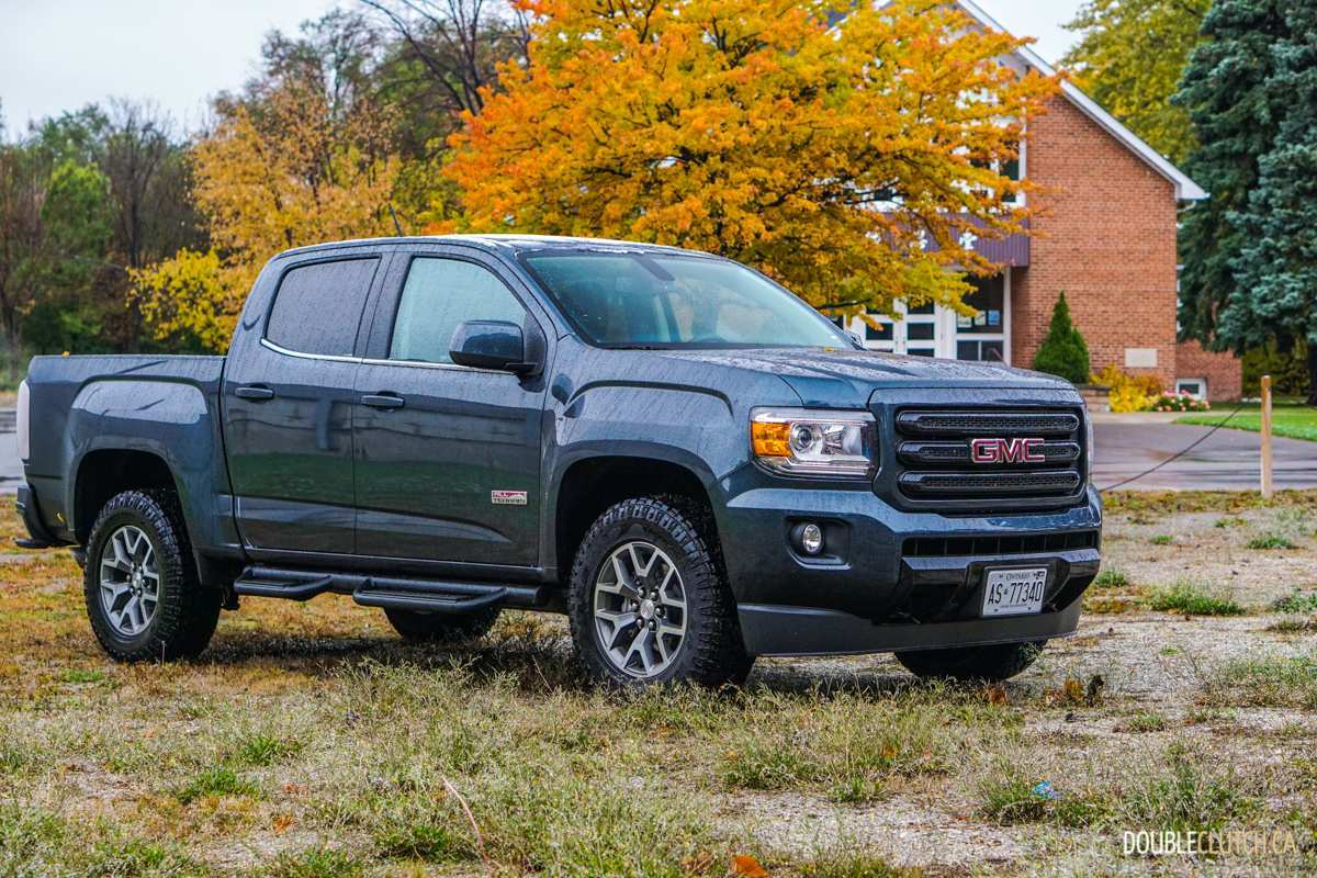 74 The 2019 Gmc Canyon All Terrain Images