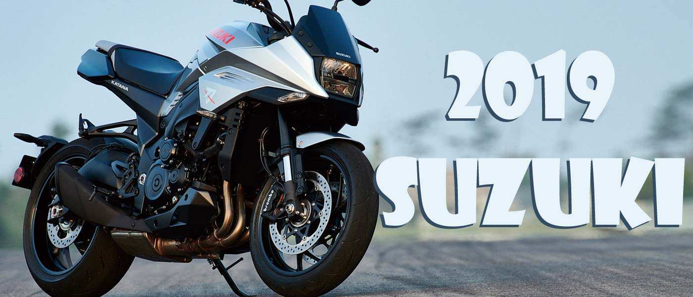 74 The 2019 Suzuki Motorcycle Models New Review