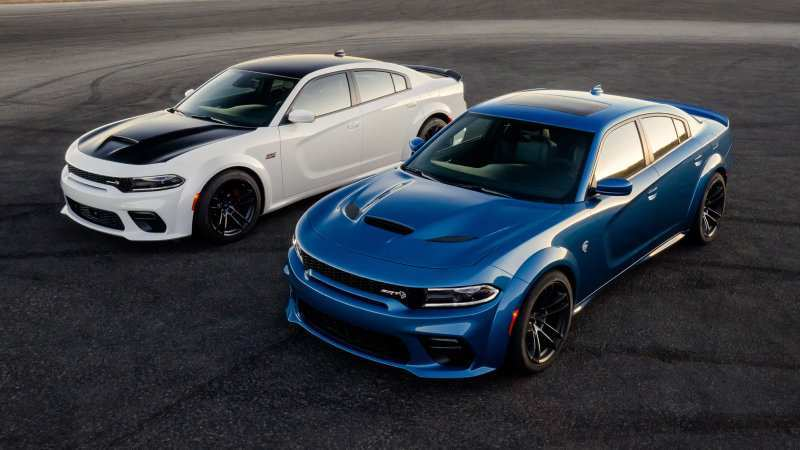 74 The Best 2020 Dodge Charger Scat Pack Widebody New Review