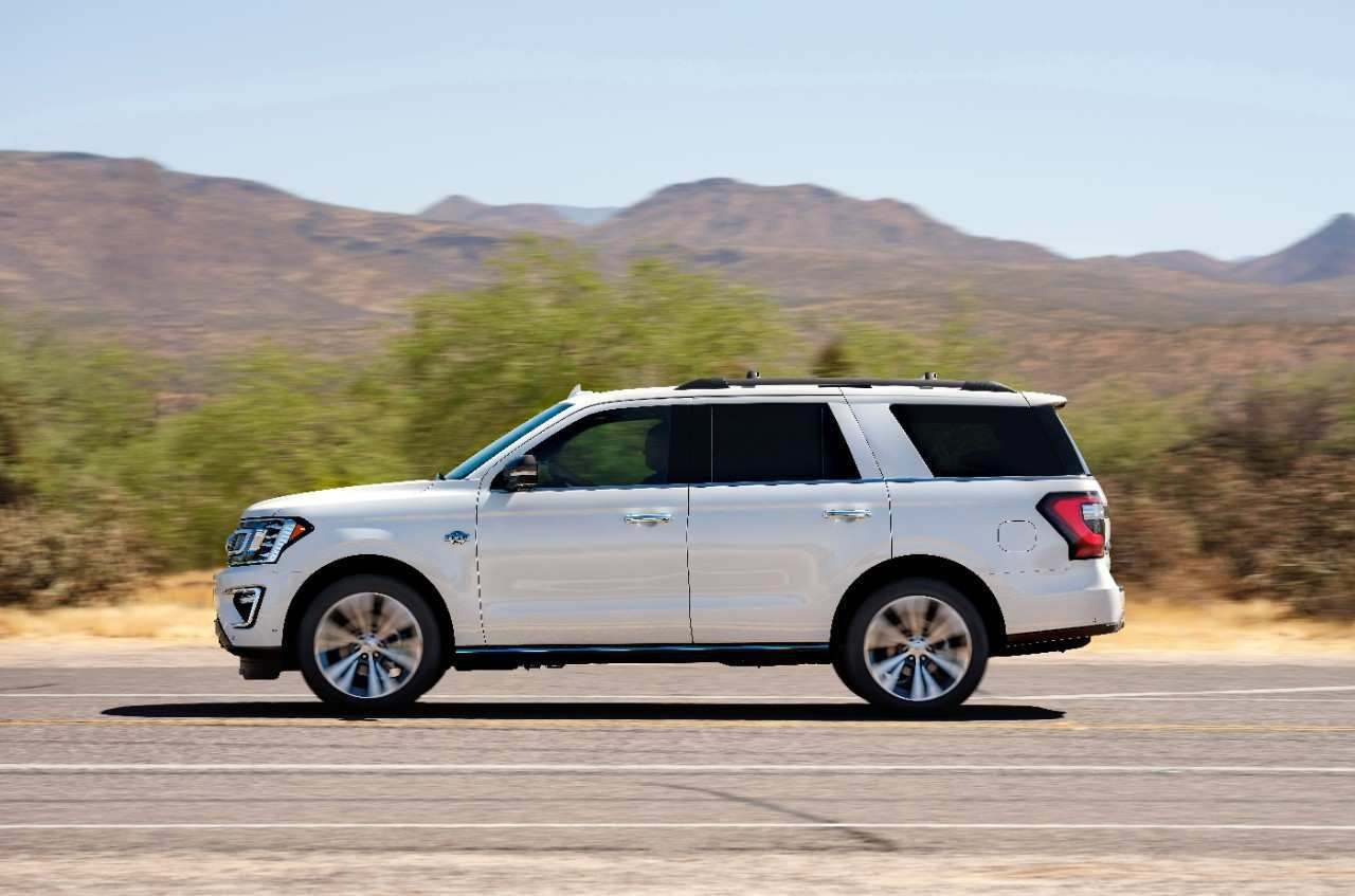 74 The Best 2020 Ford Expedition First Drive
