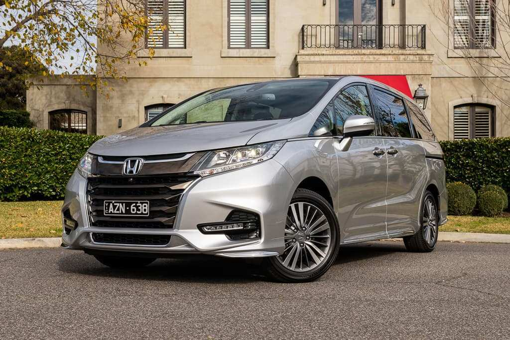 74 The Best Honda Odyssey 2019 Australia Interior