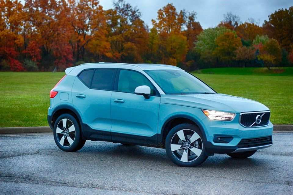 74 The Volvo Green 2019 Images