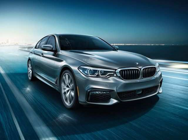 75 A 2019 Bmw 5 Series Diesel Pictures