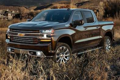 75 A 2019 Chevrolet Silverado 1500 Review New Model And Performance