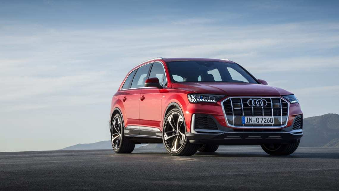 75 A Audi New Suv 2020 Redesign And Concept